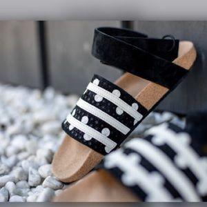 ADIDAS OG Women's Adilette Ankle Wrap Sandals